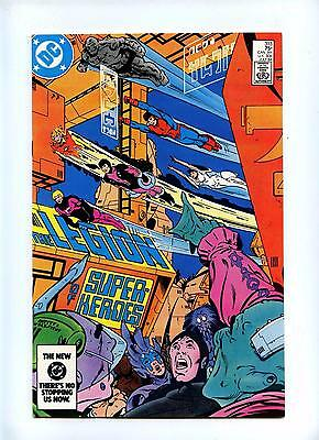 Legion of Super-Heroes #313 - DC 1984 - Last Issue becomes Tale of the Legion NM
