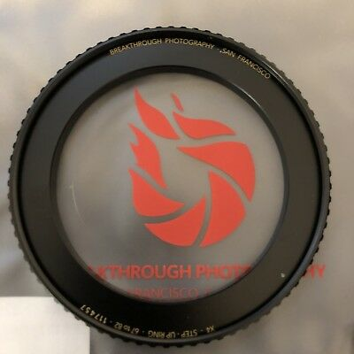 Breakthrough Photography 67mm to 82mm Step-Up Lens Adapter Ring For Filters, ...