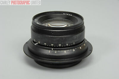 Nikon Apo-Nikkor f9 480mm Process Lens. Condition - 3E [6958]