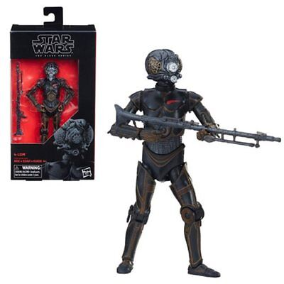 Star Wars The Black Series 4-Lom 4LOM 6-Inch Action Figure In Stock!
