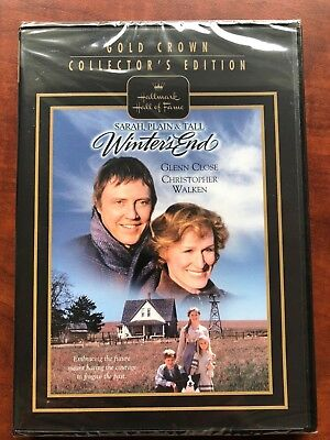 Winter's End DVD Hallmark Hall of Fame Gold Crown Collector's Ed New Free Ship