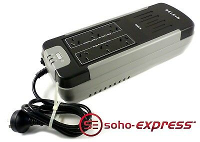 Belkin Home Series Surge Protector With Battery Backup F6S600Auusb