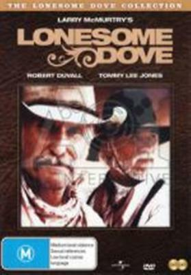 Lonesome Dove New DVD Region 4 (The Lonesome Dove Collection )