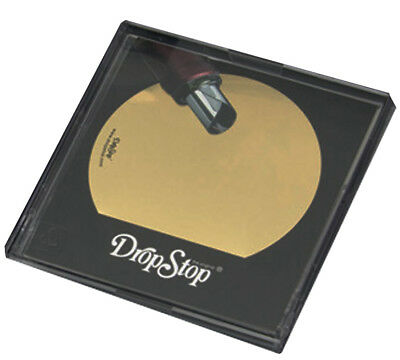 Dropstop The Original Drop Stop Wine Pouring Discs Champagne Gold (Pack of 5)