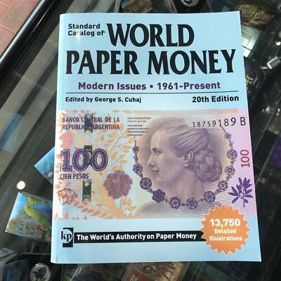 KRAUSE Standard Catalogue of Paper Money Modern Issues 1961-Present