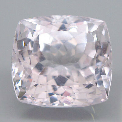 41.35ct.GLOWING! 100%NATURAL TOP SILVER PINK KUNZITE UNHEATED BRAZIL AAA GIANT