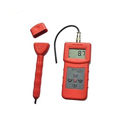 H● MS310-S Portable Wood,Timber,Paper,Bamboo,Textile Inductive Moisture Tester