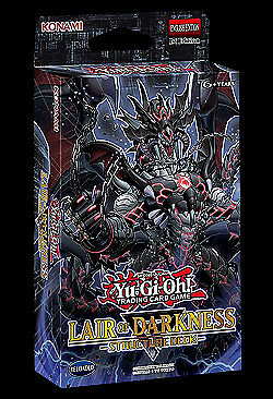Structure Deck - Lair of Darkness - SR06 - Deutsch - Yugioh! - NEU & OVP