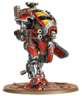 Imperial Knight   Armiger Warglaive   Forgebane   Warhammer 40k