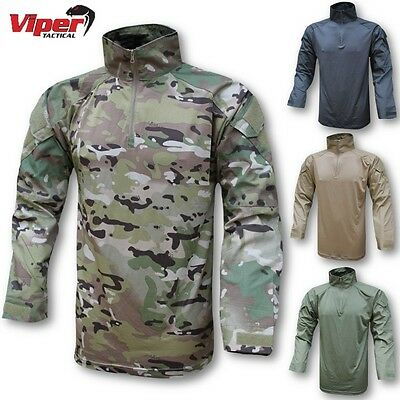 Clearance Viper Warrior Ubac Shirt Mens S-2Xl Reinforced Army Tactical Sports