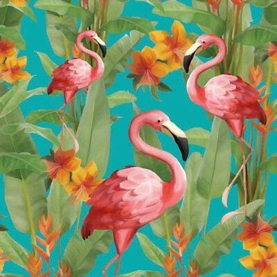 Ambiente Servietten Lunch / Party 33x33cm Flamingo's