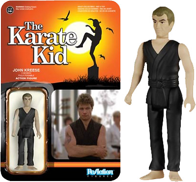 Karate Kid - Kreese ReAction Figure-FUN5206