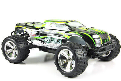 Himoto Raider 1:8 Scale RTR RC Brushless Powered 4WD Monster Truck 2.4GHz Lipo