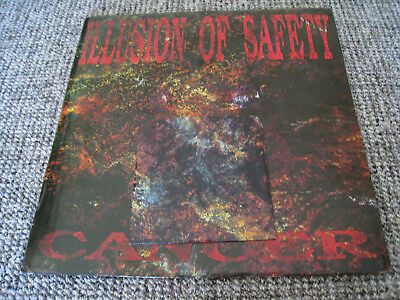 Illusion Of Safety – Cancer CD +  Tesco + Genocide Organ + Throbbing Gristle