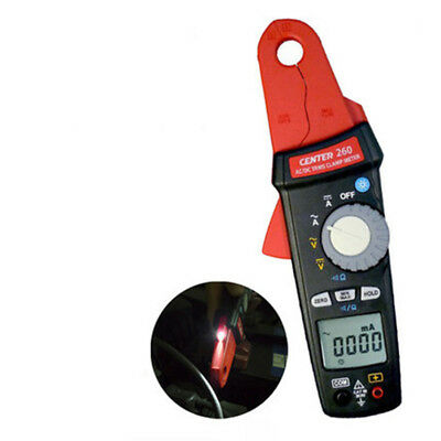 H● CENTER-260 Digital AC/DC Clamp Meter