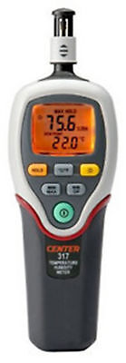 H● CENTER-317 Temperature Humidity Meter