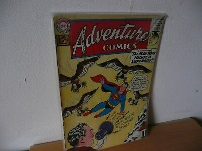 Adventure Comics Issue 303 Starring Superboy Good Condition