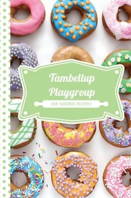 Tambellup Family Playgroup Cookbook
