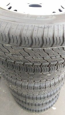 """14"""" trailer wheels and tyres"""