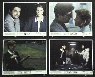 House Of Games Mint Original Lobby Card Set Of 8 1987