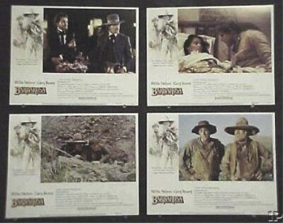Barbarosa Original 11X14 Mint Lobby Card Set Willie Nelson