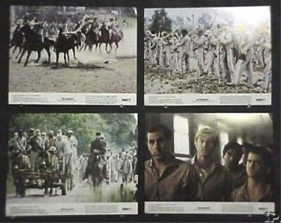 Brubaker Original 11X14 Mint Lobby Card Set Robert Redford