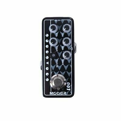 Mooer 001 Gas Station Micro Preamp