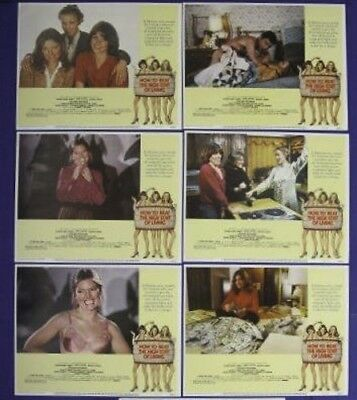 How To Beat The High Cost Of Living Original Mint 11X14 Lobby Card Set Of 8 1980
