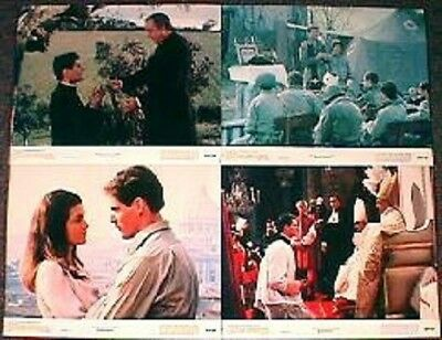 Monsignor Original Mint 11X14 Lobby Card Set 1982 Christopher Reeve