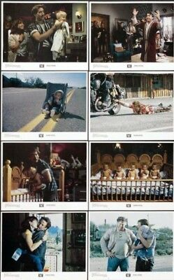 Raising Arizona Original Mint 11X14 Lobby Card Set Of 8 1987 Coen Brothers