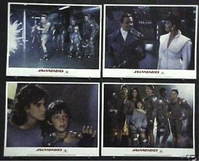 Solarbabies 11X14 Mint Lobby Card Set Jason Patric