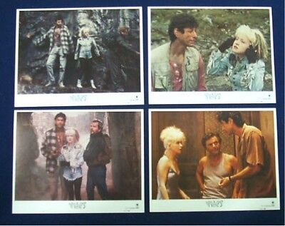 Vibes Original Mint 11X14 Lobby Card Set Cyndi Lauper 1988