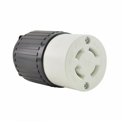 YGA030F Twist Lock Electrical Receptacle 4P 30A 250V - NEMA L15-30C