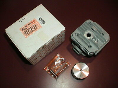 NEW OEM STIHL Concrete CutOff Saw Piston Cylinder Kit TS 400 TS400 4223-020-1200