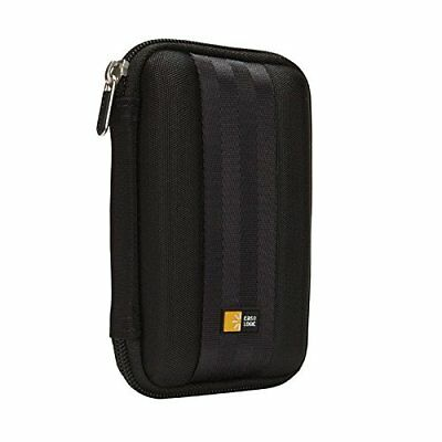 Case Logic Qhdc-101black Hard Drive Case - Black (qhdc-101black) (qhdc101black)