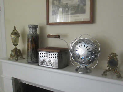 Vintage Carriage Foot Warmer With Lions Crest