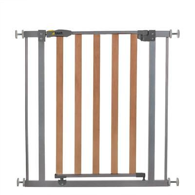 Hauck Wood Lock Safety Gate 75 - 81 cm Door Safety Gate