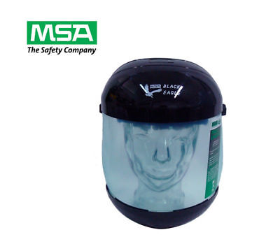 MSA - Black Eagle - 227500 - Complete Face Shield - Clear - Face Protection