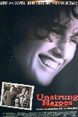 Unstrung Heroes Original Rolled 2/s Movie Poster 1995 Double Sided