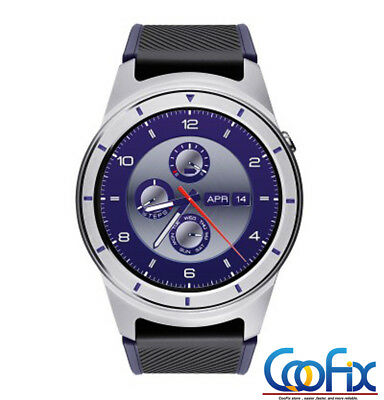ZTE Quartz ZW10 SmartWatch AndroidWear Use With Phone OR With T-MOBILE