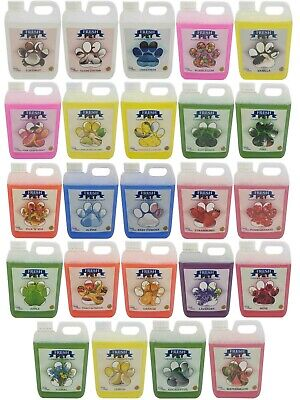 FRESH PET - PUPPY EDITION Pet Kennel Disinfectant / Cleaner / Deodoriser CHERRY