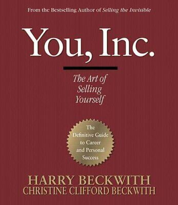 You, Inc. The Art of Selling Yourself 9781598870855 (CD-Audio, 2007)