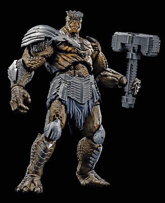 Marvel Legends Infinity War Loose Complete Cull Obsidian build-a-figure In Stock