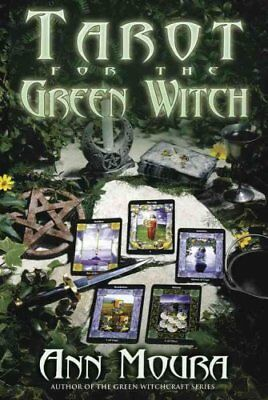 Tarot for the Green Witch by Ann Moura 9780738702889 (Paperback, 2003)