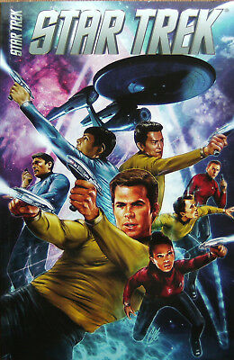 Star Trek Comicband 15