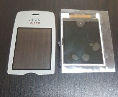 Replacement Lens and Screen Pack for Cisco 7925G - GENUINE - 7925