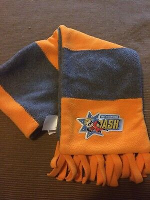 Disney Pixar Movie The Incredibles Fashion Neck Scarf W/dash -Disney Store Label