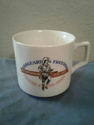 Vanguard United States Army Mug
