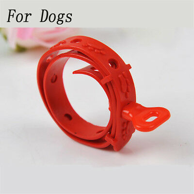 Flea Tick Prevention Lice Pet Circle Flea Collar 38cm for Dogs