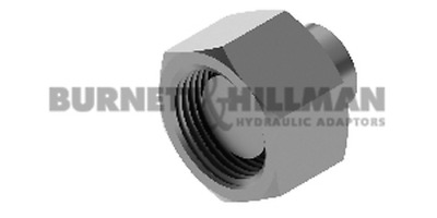 Burnett & Hillman METRIC Blanking Plug (S Series) COMPLETE – Compression Fitting